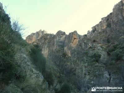 Alpujarras Granadinas [Puente de Reyes] senderismo urbano senderismo y acampada senderismo para prin
